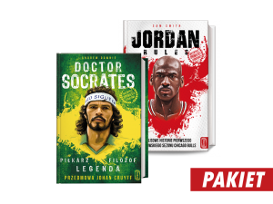 Pakiet: Doctor Socrates, The Jordan Rules